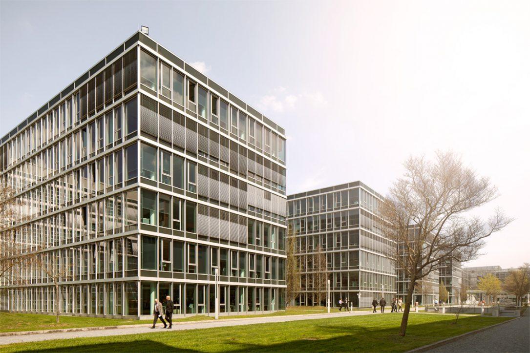 Allianz Gebäude München