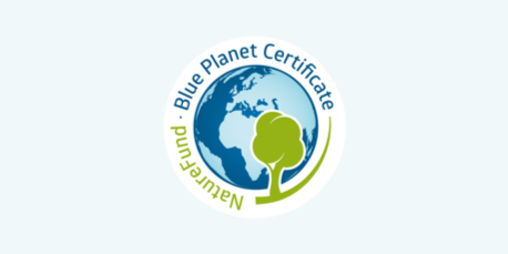 Blue Planet Certificate